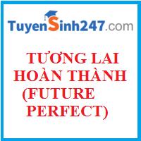 Thì tương lai hoàn thành (Future perfect tense)