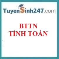 BTTN tính toán kim loại kiềm - kiềm thổ - nhôm