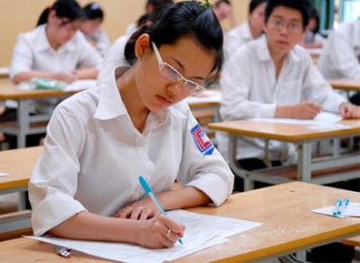 Đề thi giữa học kì 2 lớp 6 môn Toán 2015 - THCS Việt Yên
