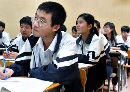 Đề kiểm tra 1 tiết HK2 môn Anh lớp 8 – THCS An Ninh 2016