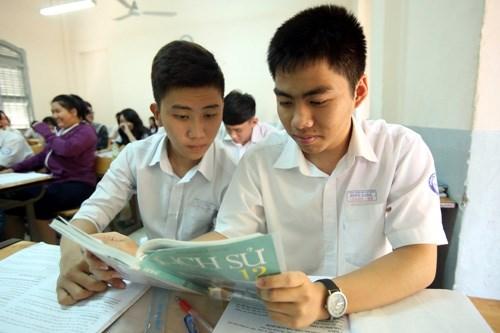 Đề kiểm tra 1 tiết  HK2 môn Sử 11 năm 2015 – THPT Nguyễn Trãi