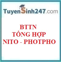 BTTN tổng hợp nito - photpho