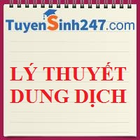 LT Dung dịch