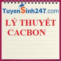 Lý thuyết cacbon