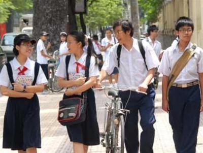 Đề thi học kì 1 lớp 6 môn Lịch Sử trường THCS Trần Cao Vân 2014