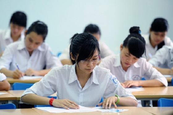 Đề thi học kì 1 môn Anh lớp 6 - THCS Sông Thao 2015