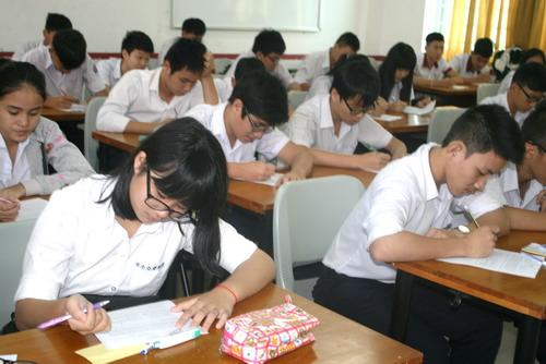 Đề thi giữa học kì 1 lớp 7 môn Văn năm 2015