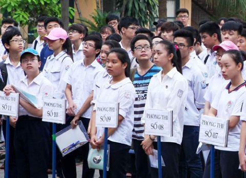 Đề thi giữa học kì 1 lớp 11 môn Hóa THPT Tân Bình năm 2014