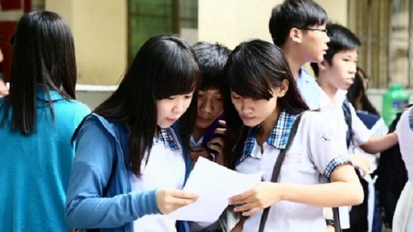 Đề thi học kì 1 lớp 10 môn Hóa THPT Thạch Thành 1 năm 2015