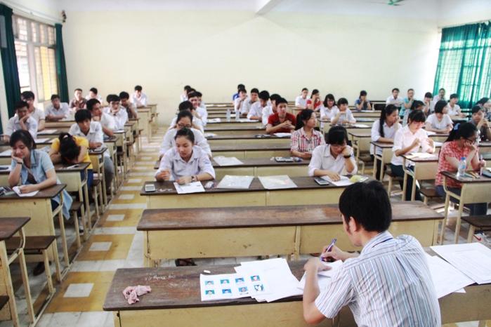 Đề thi học kì 1 lớp 9 môn hóa học trường THCS Cảnh Dương 2014