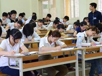 Đề thi học kì 1 lớp 9 môn Vật Lý trường THCS Quảng Trạch (Đề 1)  2014
