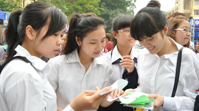 Đề thi cuối học kì 1 môn Sinh lớp 12 trường THPT Minh Thuận 2014 (đề 1)