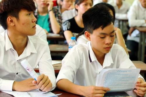 Đề thi học kì 1 lớp 12 môn Vật Lý tỉnh Nam Định năm 2015