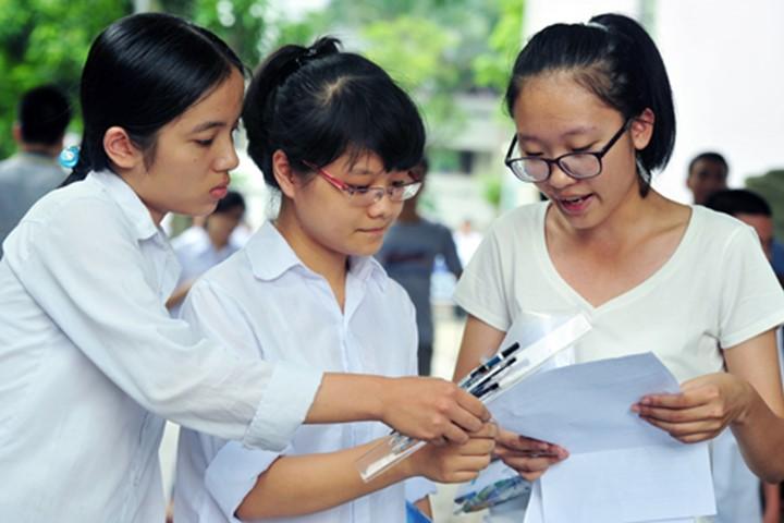 Đề thi cuối học kì 1 lớp 12 môn Địa Sở GD Nam Định năm 2015