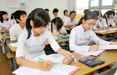 Đề thi học kì 1 môn Vật Lý lớp 11 trường THPT Nguyễn Bỉnh Khiêm năm 2015