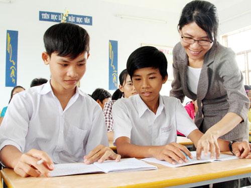 Đề thi cuối học kì 1 môn Tiếng Việt lớp 5 năm 2014 Tiểu học Kim Đồng