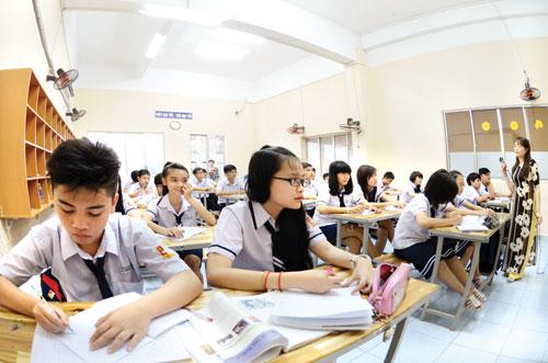 Đề thi giữa học kì 1 môn Tiếng Việt lớp 4 trường tiểu học Sơn Hồng năm 2015