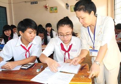 Đề thi giữa học kì 1 môn Tiếng Việt lớp 4 trường tiểu học Tứ Yên năm 2015