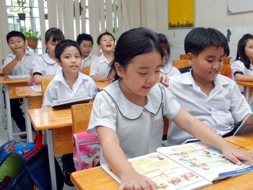 Đề thi học kì 1 môn Tiếng Việt lớp 2 năm 2015 trường Tiểu học Tam Đảo