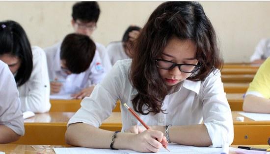 Đề thi giữa học kì 1 môn Toán lớp 11 năm 2015 THPT Nguyễn Văn Cừ