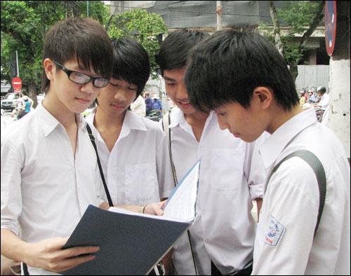 Đề thi giữa học kì 1 môn Hoá lớp 11 THPT Nguyễn Văn Cừ năm 2015