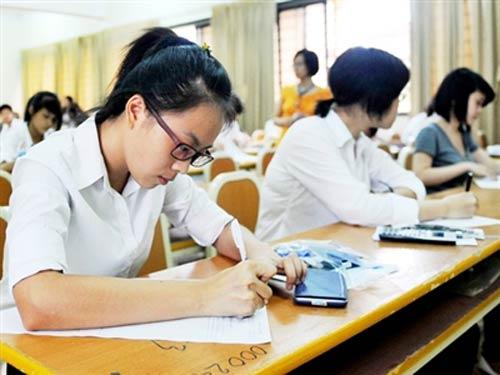 Đề kiểm tra giữa học kì 1 lớp 6 môn Anh - trường THCS Thái Hòa năm 2015