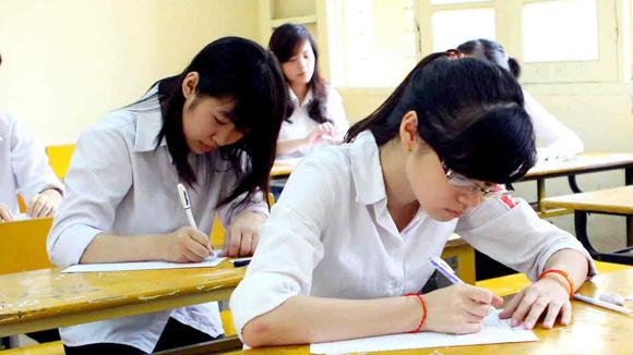 Đề kiểm tra giữa học kì 1 môn Anh lớp 9 - trường THCS Thái Hòa năm 2015