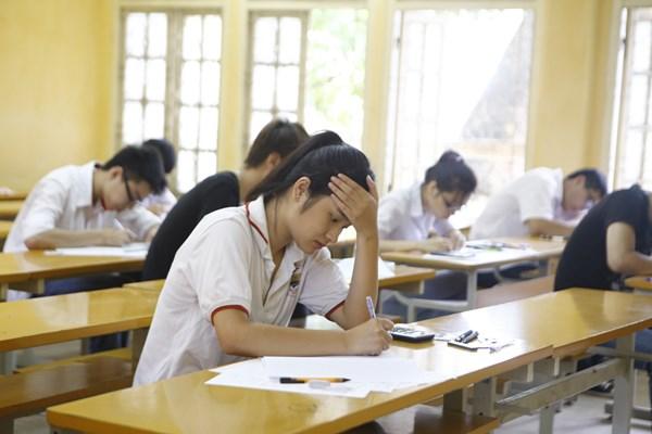 Đề thi giữa học kì 1 lớp 9 môn Anh phòng GD&ĐT Việt Yên 2015