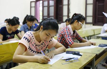 Đề kiểm tra giữa kì 1 lớp 9 môn Tiếng Anh trường THCS Nhật Tân năm 2015