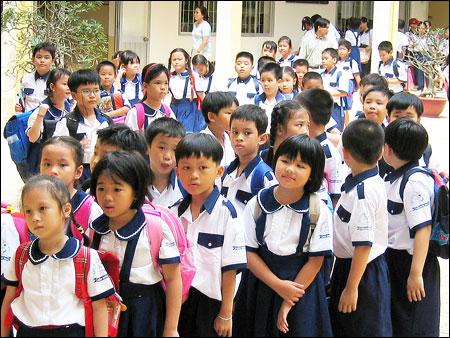 Đề kiểm tra giữa học kì 1 lớp 7 môn Văn 2015 trường THCS Tam Hưng