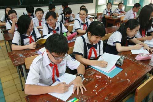 Đề thi giữa kì 1 lớp 8 môn Toán 2016 trường THCS Trực Thuận