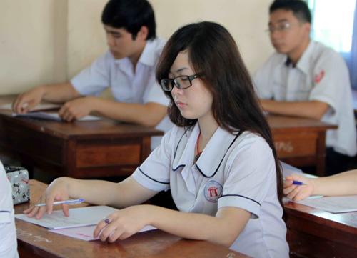 Đề thi giữa học kì 1 lớp 12 môn Toán năm 2016 trường THPT Nguyễn Huệ