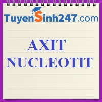Axit nucleic