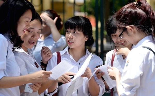 Giáo viên giỏi của các trường THPT sẽ ra đề thi THPT Quốc gia 2017