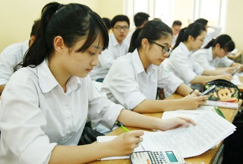 Đề thi học kì 1 lớp 12 môn Sinh - THPT Trần Phú 2016 - 2017