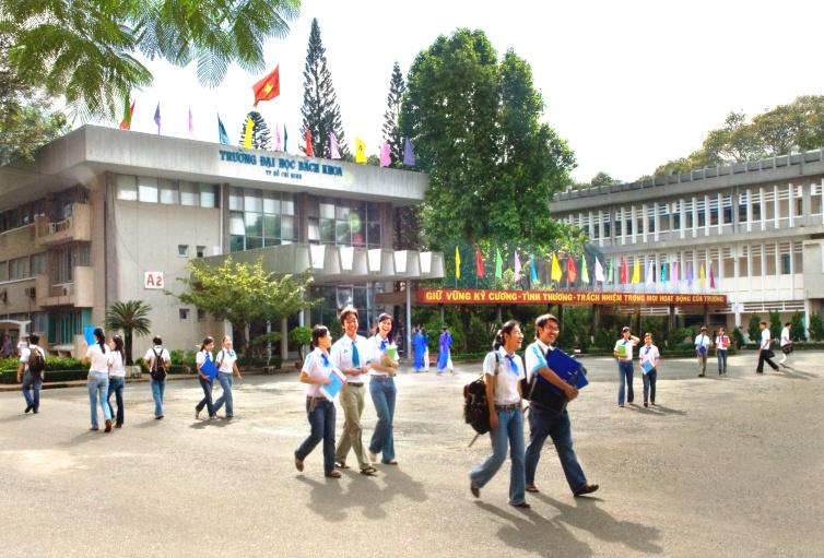Trường ĐH Bách khoa TP.HCM công bố chỉ tiêu tuyển sinh 2017