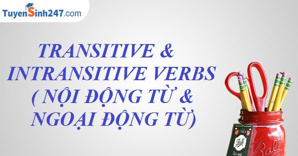 Transitive & Intransitive Verbs ( Nội động từ & Ngoại động từ)