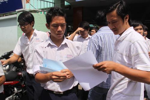 Bộ Giáo dục lý giải việc không công bố đề thi THPT quốc gia 2017