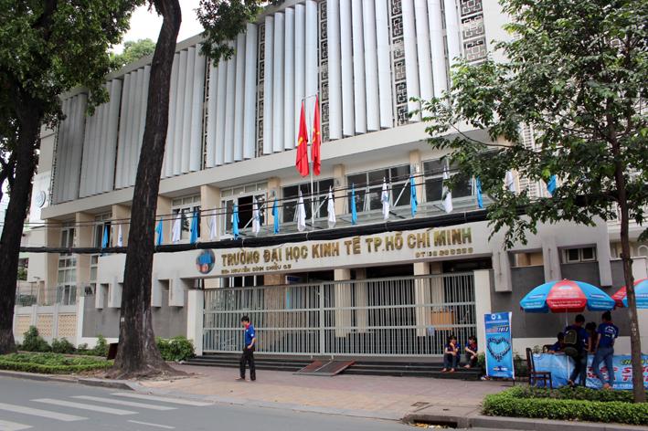Đại học kinh tế TP Hồ Chí Minh công bố phương án tuyển sinh 2017