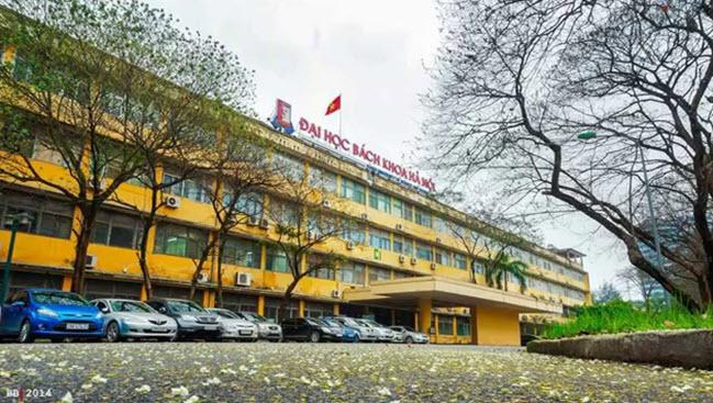 Đại học Bách khoa Hà Nội công bố phương án tuyển sinh 2017
