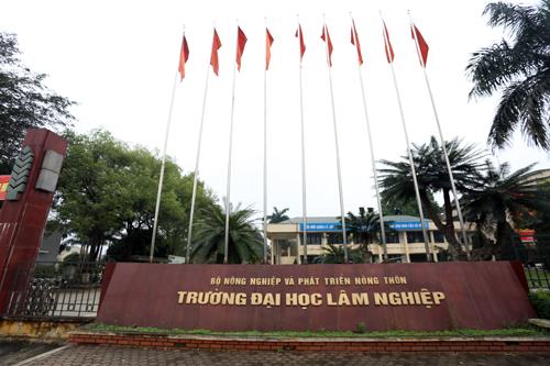 Đại học Lâm nghiệp Việt Nam công bố phương án tuyển sinh 2017