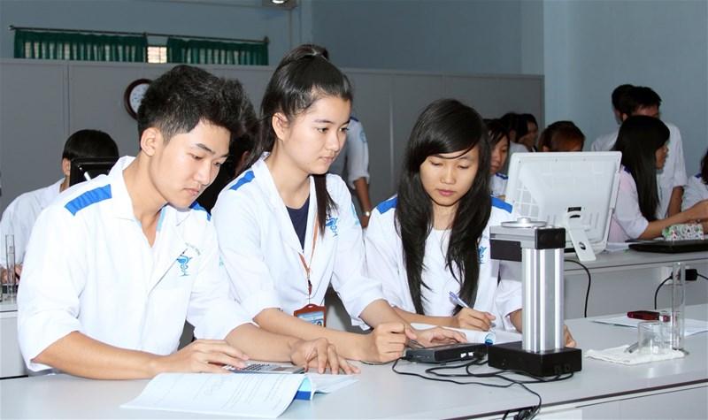 Đại học Y- Dược Cần Thơ công bố phương án tuyển sinh 2017