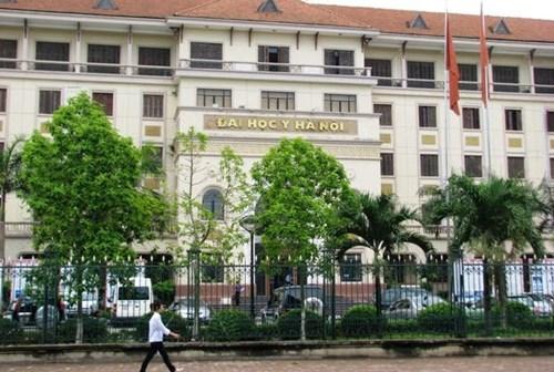 Đại học Y Hà Nội công bố phương án tuyển sinh 2017