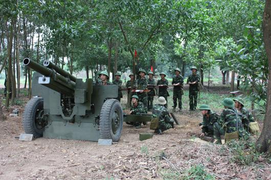 Trường Sĩ quan Pháo binh công bố phương án tuyển sinh 2017