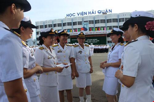 Học viện Hải quân công bố phương án tuyển sinh 2017