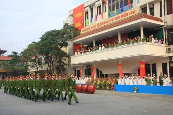 Đại học Cảnh sát nhân dân công bố phương án tuyển sinh 2017
