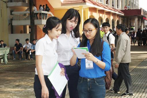 Không thu phí đối với tất cả thí sinh dự thi THPT quốc gia