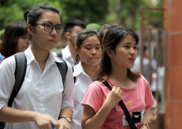 Bộ GD quy định mức thu phí xét tuyển Đại học 2017