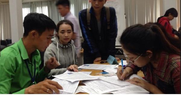 1 thí sinh đăng ký 48 nguyện vọng đại học