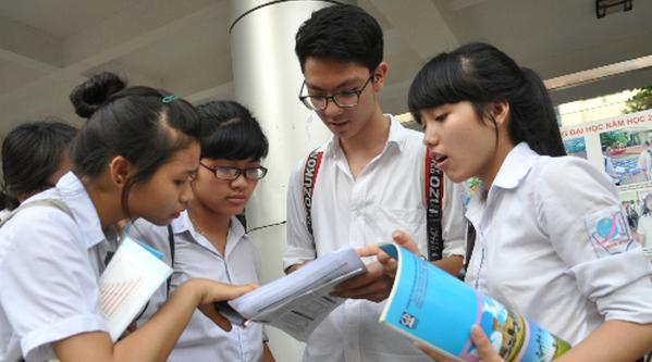 Đề thi thử nghiệm THPT Quốc gia lần 3 năm 2017 - Tất cả các môn